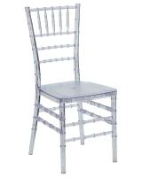 Lucite Ballroom Chair