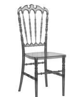 Smoked Napoleon Chair