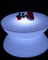 LED Ottoman