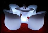 LED Rounded Sofa
