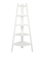 White Ladder Bookshelf