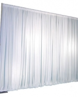 Pipe and Drape Partition