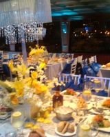Cruise Ship Dinner Affair