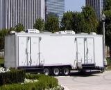 Trailer unit Restrooms
