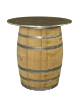 BARRELL - WITH TABLE ON TOP