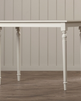 Antique White Dining Table